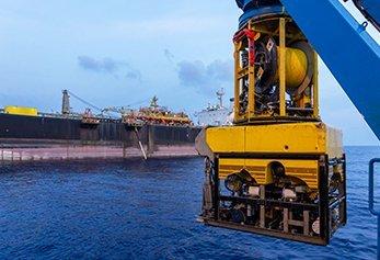UVA/ROV Subsea Control System